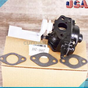 2 Cycle 107-4607 Carburetor Kit Duraforce LAWNBOY LawnMower SILVERPRO GOLDPRO US