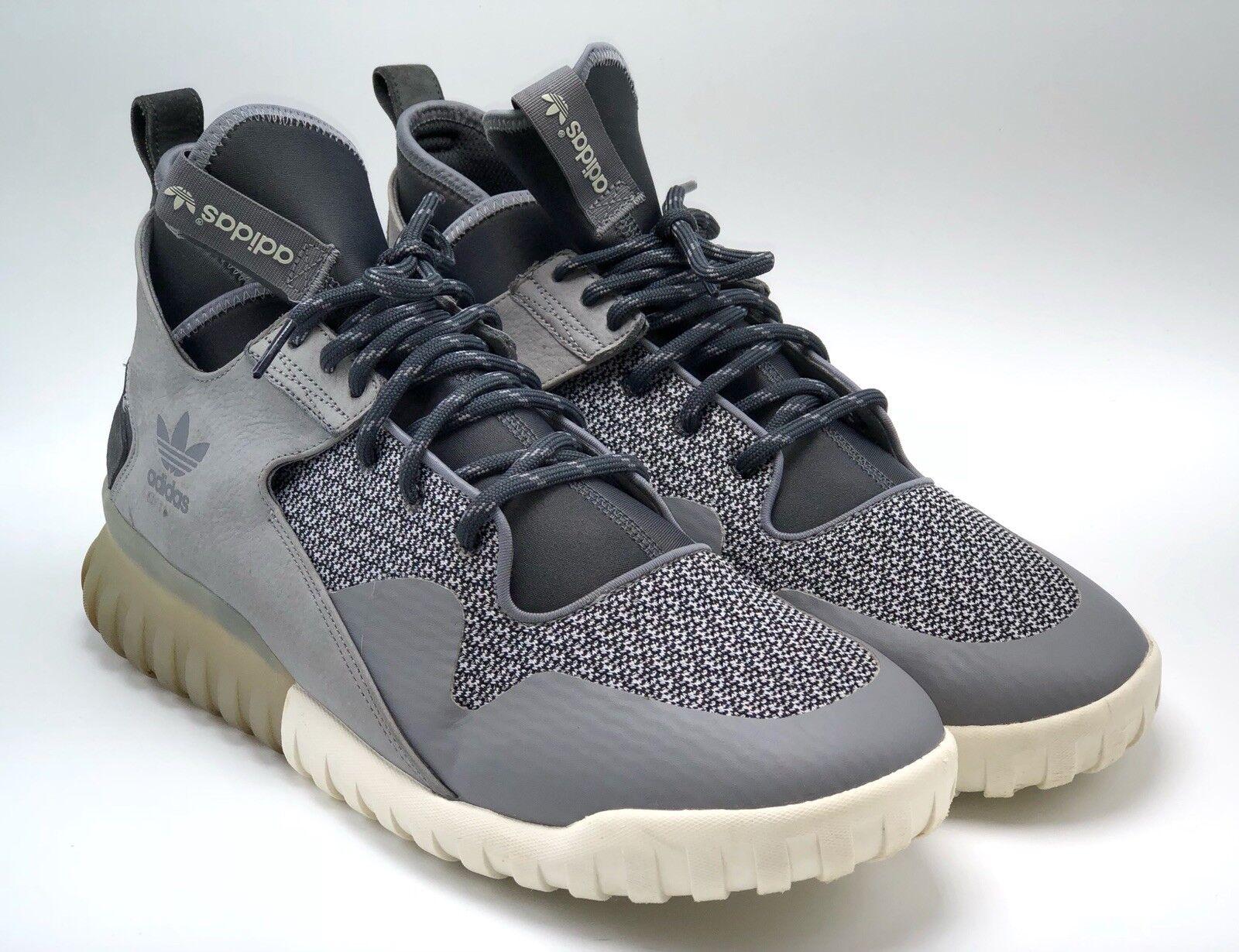 Adidas Originals Hombre Tubular X S74927 Sneakers Gris Hombre Originals Zapatos Talla US ae10a8
