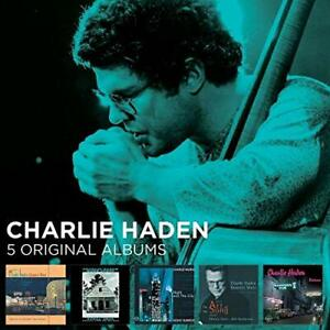 Charlie-Haden-5-Original-Albums-CD