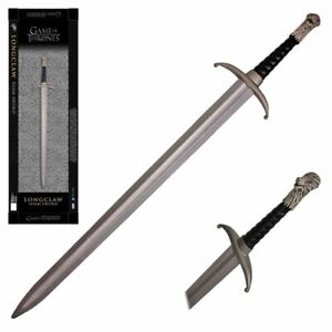 """Game of Thrones Officially Licensed Long Claw Jon Snow Foam Sword HBO Box 45/"""""""