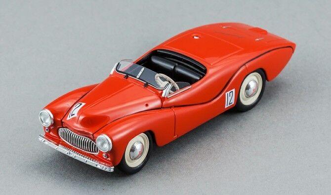 Entrega gratuita y rápida disponible. Moskvich - - - 404-sport 1950 rojo (Ltd Edition 648 PCs) 140401 Soviet dip New in a box   entrega rápida