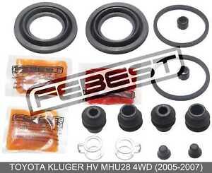 Cylinder-Kit-For-Toyota-Kluger-Hv-Mhu28-4Wd-2005-2007