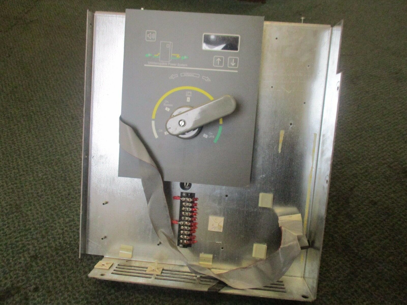 Sälzer P220 IEC 60947-3 Switch Module Switch 1073//18