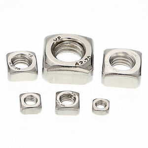Pro-M4-M5-M6-M8-M10-M12-Stainless-Steel-A2-Square-Nuts-For-Screws-Bolt-DIN557