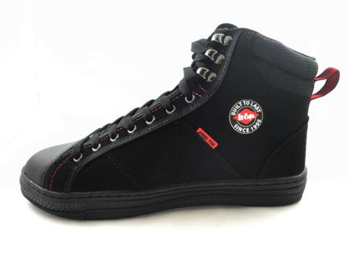 Chaussure de sécurité montante style converse S1 SB Lee Cooper 41 42 43 44 45 46