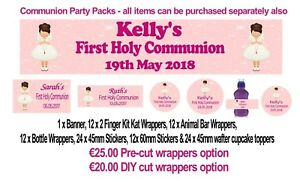 Personalised-First-Communion-Party-Pack-various-designs