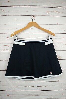 Dettagli su Gonna donna tennis Fila maglificio biellese vintage tg. 50 skirt woman