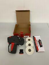 Monarch 1136 Starter Kit Perco Pricing Gun 2 Lines White Labels