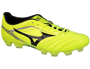 new style a1bc5 eb6b1 Image is loading MEN-039-S-FOOTBALL-SHOES-SNEAKERS-MIZUNO-BASARA-