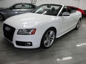 2012 Audi S5 Premium Plus Convertible - NAVI - 2012 Audi S5 Premium Plus Convertible - NAVI -, autom