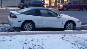 Eagle talon 1992 160kms Survivor no accidents