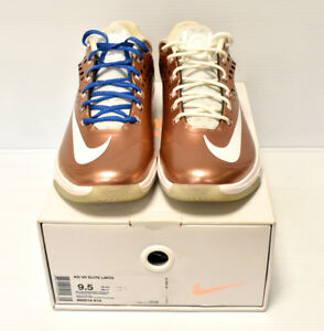 the latest 0be4c 15554 Image is loading 2014-NIKE-KD-VII-7-ELITE-MID-KEVIN-