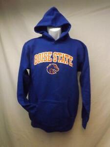 New-Minor-Flaw-Boise-Estado-Broncos-Outerstuff-Youth-XL-XL-18-Azul-Sudadera