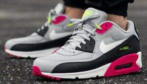 Details about Nike Air Max 90 Essential Mens Womens Mens Shoes Sneakers  AJ1285 020 Top- show original title