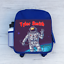 Childrens School Bag Boys Kids Backpack Personalised Space Astronaut