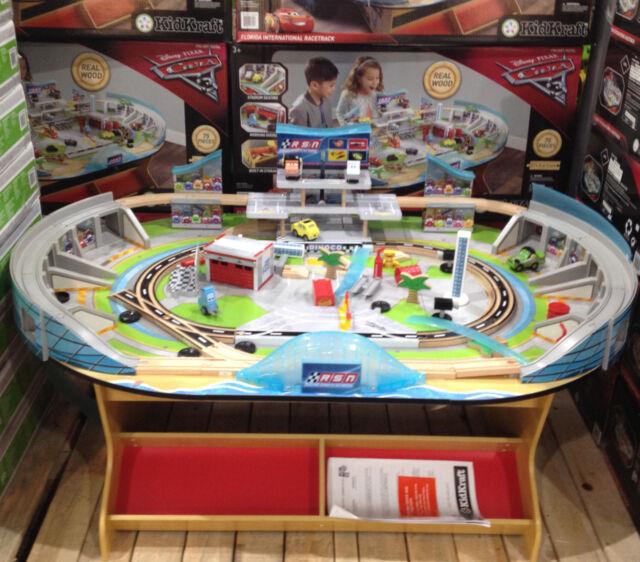 Kidkraft Disney Pixar Cars 3 Florida International Sdway Racetrack Mcqueen
