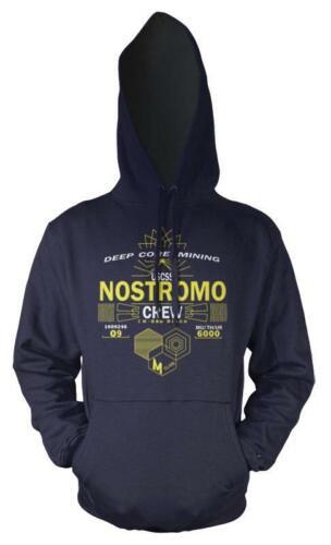 Weyland Yutani Nostromo Crew Adult Hoodie