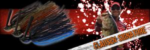 """Sale Jigs Luke Clausen Compact PITCHIN /""""Jig-Choisir Taille//couleur"""