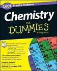 Chemistry: 1,001 Practice Problems For Dummies by Richard H. Langley, Heather Hattori (Paperback, 2014)