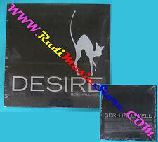 CD Singolo Geri Halliwell Desire SINCDJ75 UK 2005 PROMO SIGILLAT CARDSLEEVE(S28)