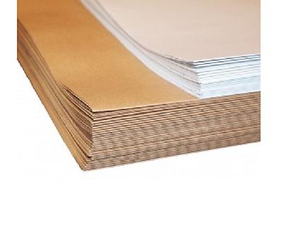 Ordinato Carta Da Pacco 50fogli F.to100x140 70gr Marca Sadoch 2 Tipi Diversi Avana/bianco Una Custodia Di Plastica è Compartimentata Per Lo Stoccaggio Sicuro
