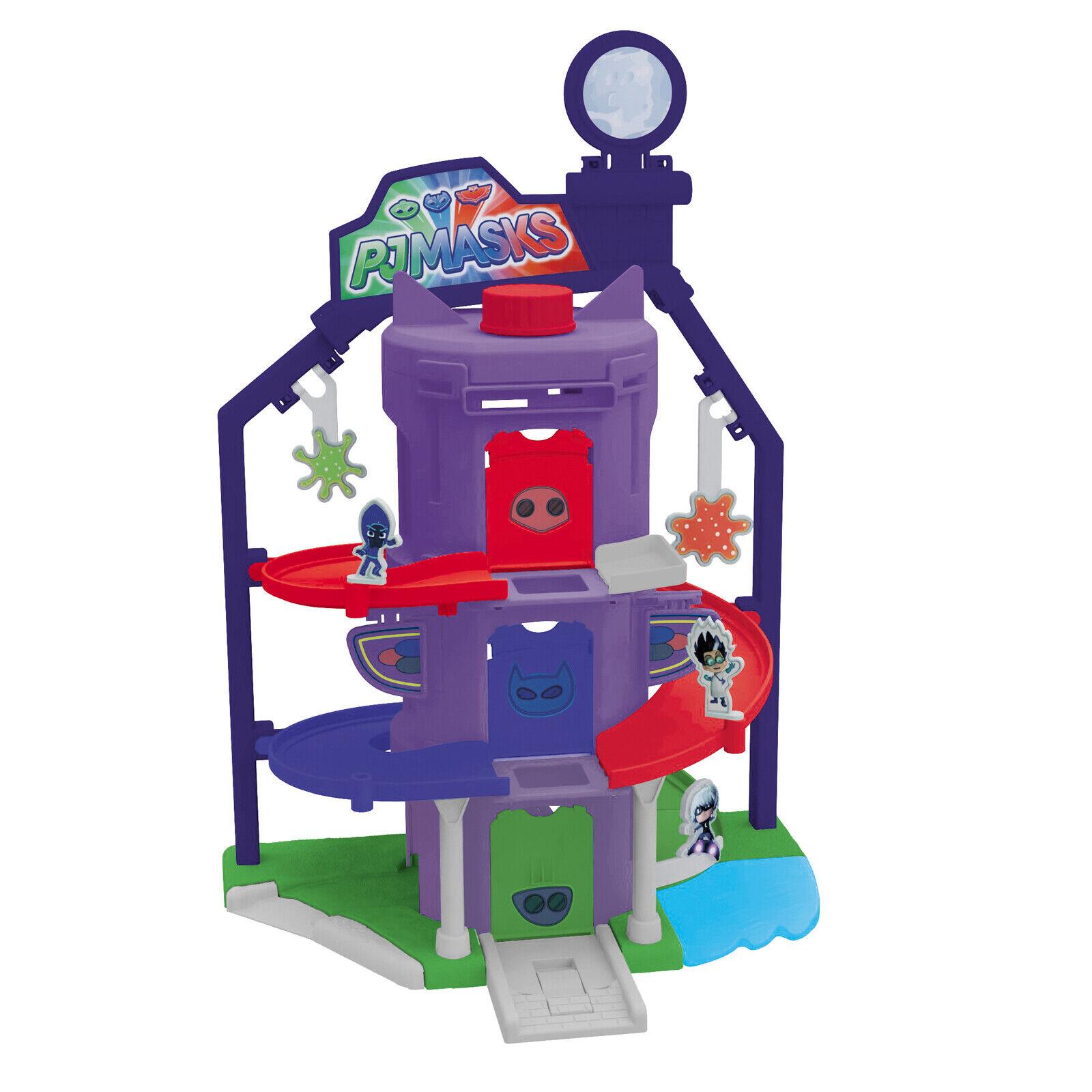 PJ Mask Headquarter Hauptquartier Catboy Spielzeug Figur PJ Masks Abenteuer Set