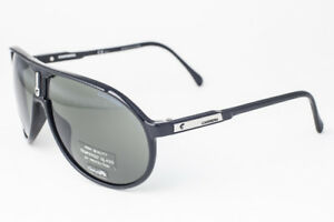 b41c98b3377 Image is loading Carrera-Champion-HI-Black-Gray-Sunglasses-D28