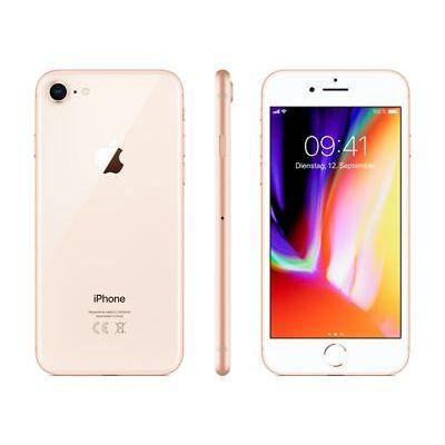 Apple iPhone 8 - 64GB - Gold - (Ohne SIM-Lock) - NEU - Händler