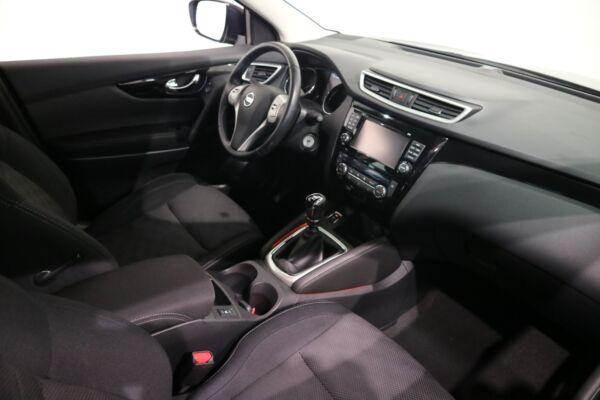 Nissan Qashqai 1,6 Dig-T 163 Acenta - billede 5