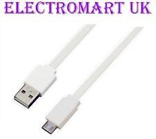 MICRO USB SAMSUNG LG SONY NTC BLACKBERRY MOBILE PHONE DATA SYNC CABLE LEAD 1M
