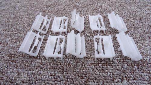 Volvo côté sill jupe trim clips intérieur//extérieur fasteners