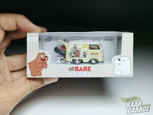 Hot-Wheels-Kool-Kombi-We-Bare-Bears-Special-Edition-Custom