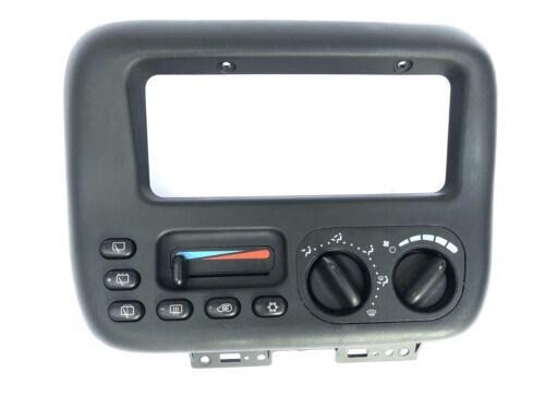 1996 97-00 Dodge Caravan AC conditioning heat climate control bezel P04677615AD