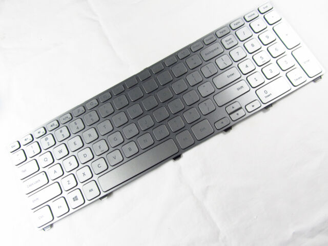 Original New for Xiaomi Air12.5 9Z.ND6BV.001 US Backlit Keyboard Silver Color