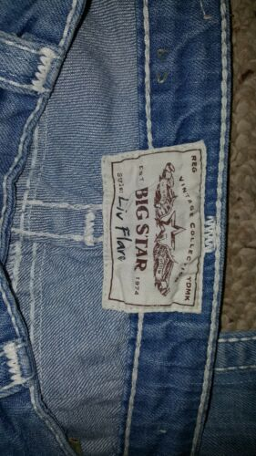 Jeans 28x30 Big Vintage Star Womens xHUwt616