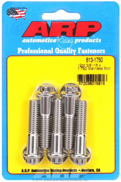 ARP FOR 3/8-16 x 1.750 12pt SS bolts