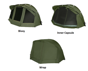 Trakker Armo V4 Bivvy, Capsule All Types NIEUW Fishing Shelter