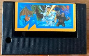 Casio Crest of the Dragon King Hades of Darkness MSX Game