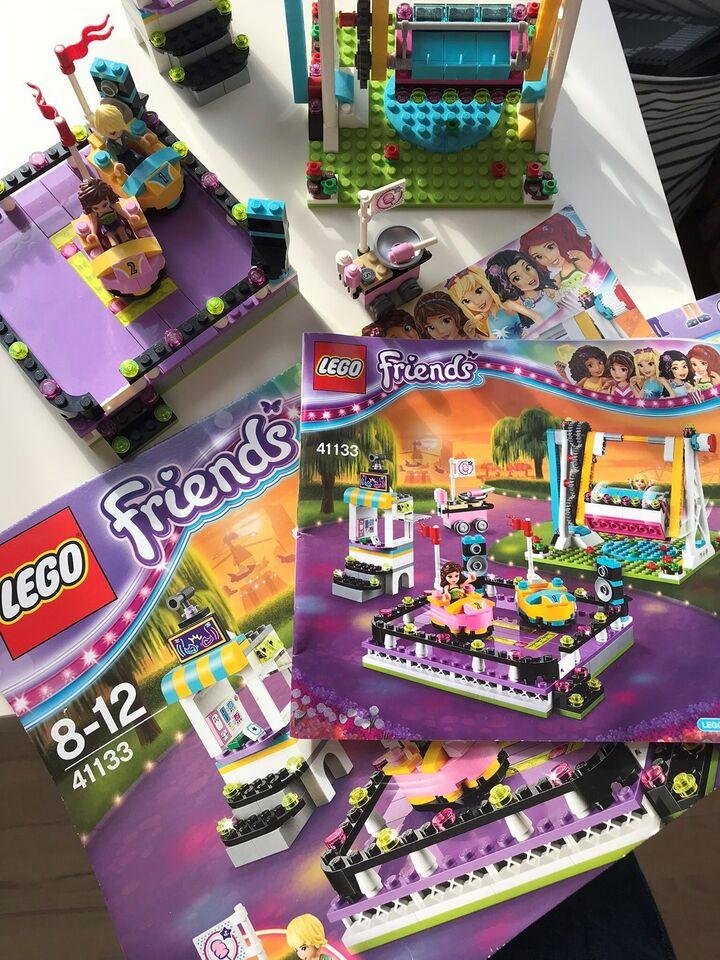 Lego Friends, Radiobiler T. Tivoli