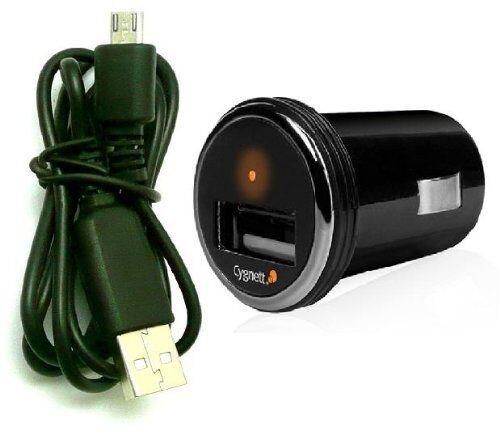 Cygnett PowerMini 1A ultrakompakter USB Autoladegerät Samsung Nokia HTC Hauwei