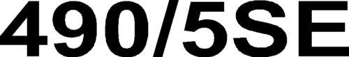 490//5SE decal sticker for Swift caravan