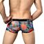 thumbnail 8 - Manview-Sexy-Men-039-s-Underwear-Printing-Thin-Net-Yarn-Underwear-Boxer-Briefs
