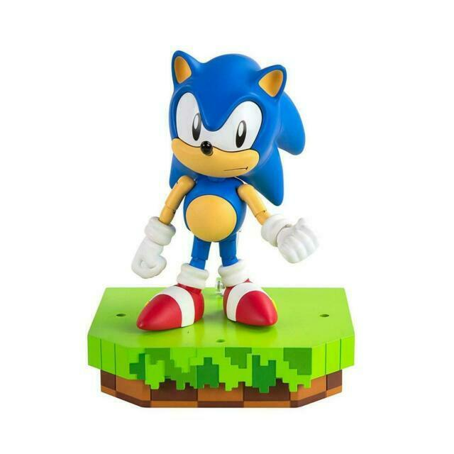 Sonic Classic 1991 Ultimate Figure Blue For Sale Online Ebay