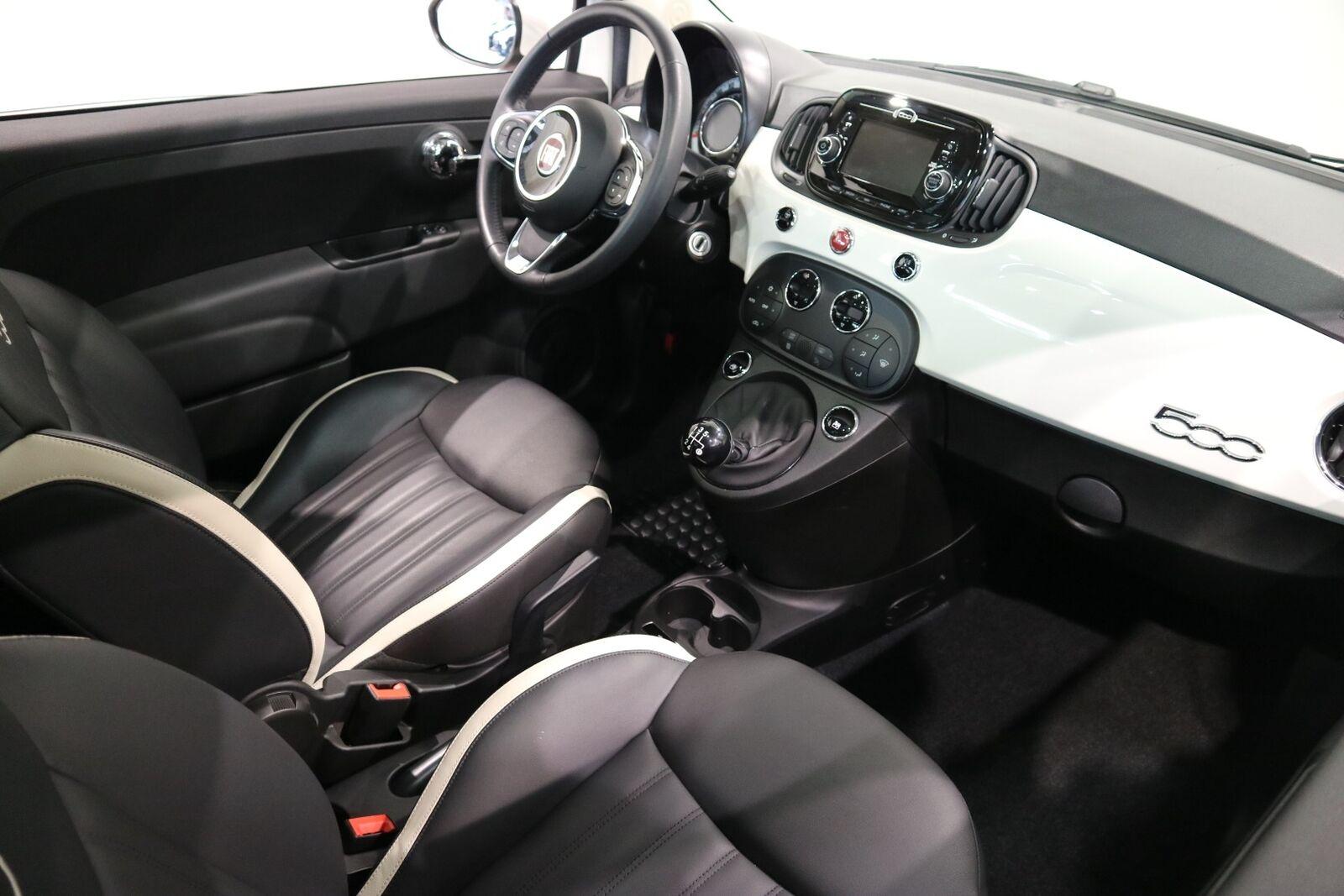 Fiat 500 1,2 Lounge - billede 12