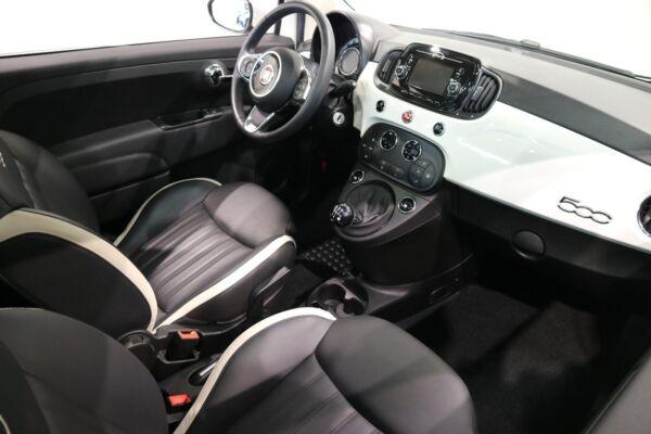 Fiat 500 1,2 Lounge billede 12