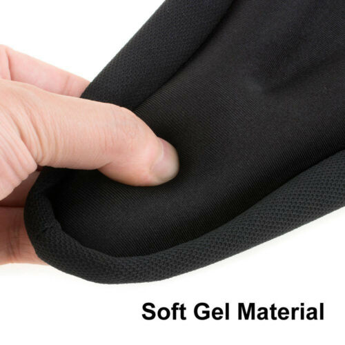 Silicone Soft Breathable Bicycle Bike Saddle Gel Cushion Pad Seat Cover Healthy