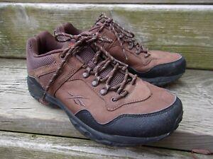 4726acd9e9 Details about REEBOK ~ Brown NuBuck Mesh DMX MAX Sneakers WALKING SHOES ~  Men's Size 7.5