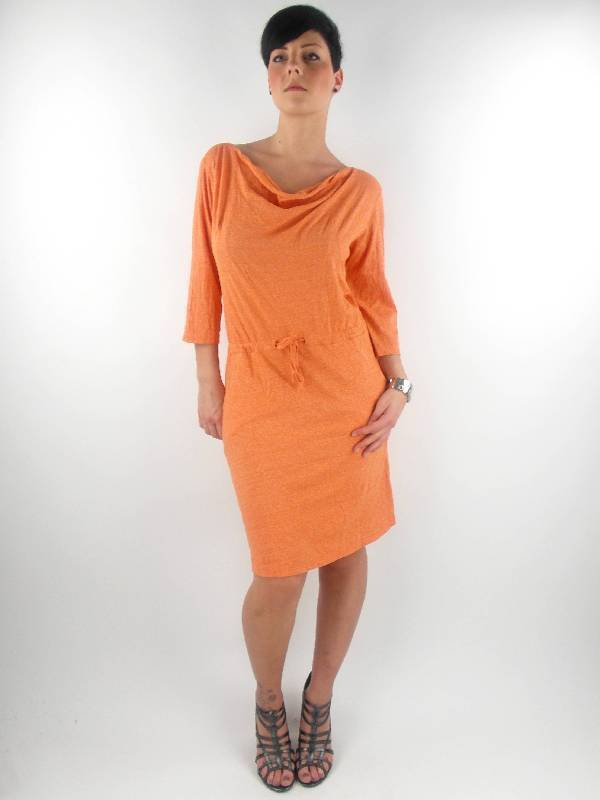 O'Neill vestito vestito Waterfall Arancione mélange 3 4 BRACCIO BORSE