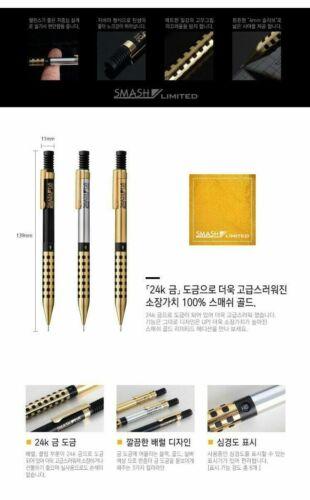 Q1005L 2019 Pentel Smash Limited Gold Edition from Korea 3 Color Set w//case