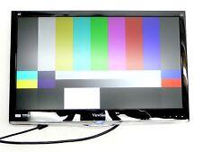 "VIEWSONIC VX2450WM-LED 23.6"" WIDESCREEN LCD TFT MONITOR FULL HD 1080P 1920*1080"